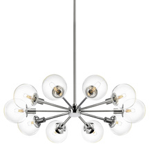Sonneman 4598.01C - 10-Light Radial Pendant