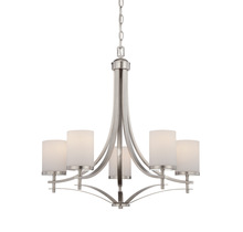 Savoy House 1-330-5-SN - Colton 5 Light Chandelier
