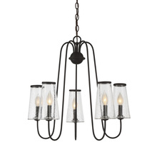 Savoy House 1-4000-5-13 - Oleander 5 Light Outdoor Chandelier
