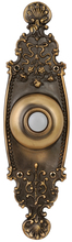 Teiber Lighting Products PB3035-BB - Burnished Brass Door Bell