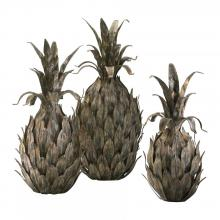Cyan Designs 01254 - Pineapples 3Pc Set.