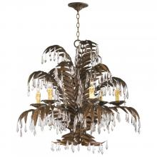 Cyan Designs 6507-6-17 - Largo 6Lt Chandelier-Ga
