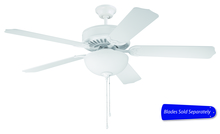 "Craftmade C207W - 52"" Ceiling Fan - Ceiling Fan Motor only - Blades sold separately"
