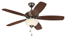 "Craftmade CN52LB5 - 52"" Ceiling Fan with Blades Included"