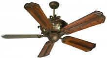 Craftmade TO52PR - Ceiling Fan Motor Only - Blades Sold Separately
