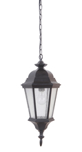 Craftmade Z2911-11 - 1 Light Midnight Outdoor Pendant