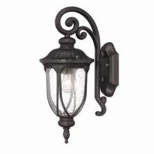 Acclaim Lighting 2202BC - 1-Light Outdoor Black Coral Light Fixture