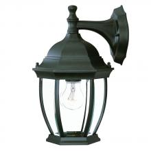 Acclaim Lighting 5035BK - Wexford Collection Wall-Mount 1-Light Outdoor Matte Black Light Fixture