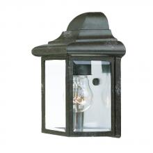 Acclaim Lighting 6001MM - Pocket Lantern Collection Wall-Mount 1-Light Outdoor Marbleized Mahogany Fixture