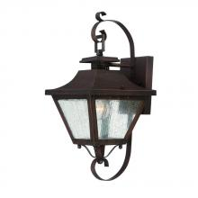 Acclaim Lighting 8702CP - Lafayette Collection Wall-Mount 1-Light Outdoor Copper Patina Light Fixture