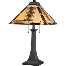Quoizel TFNO6325VA - Navajo Table Lamp