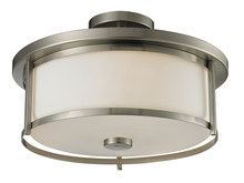 Z-Lite 412SF16 - 3 Light Semi Flush Mount