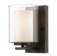 Z-Lite 426-1S-OB - 1 Light Wall Sconce