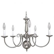 Capital 3125MN - 5 Light Chandelier
