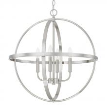 Capital 317542BN - 4 Light Pendant