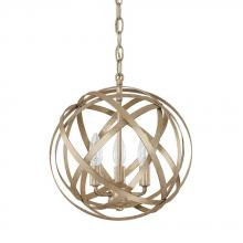 Capital 4233WG - 3 Light Pendant