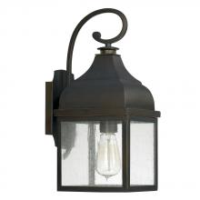 Capital 9641OB - 1 Light Outdoor Wall Lantern