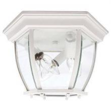 Capital 9802BK - 4 Light Outdoor Ceiling Fixture