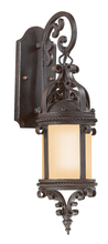 Troy BF9121OBZ-D - One Light Old Bronze Wall Lantern