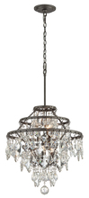 Troy F4316 - MERITAGE 6LT CHANDELIER MEDIUM