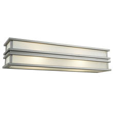 Steven & Chris SC13006SN - Gatsby 4 Light  Brushed Stainless Steel Wall Bracket
