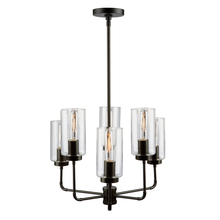Steven & Chris SC13136OB - Ray SC13136OB 6 Light Chandelier