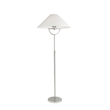Steven & Chris SC588 - Burton 3 Light  Chrome Floor Lamp