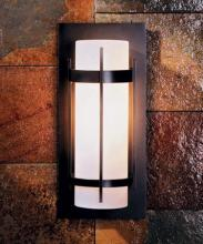 Hubbardton Forge 305893-10-G34 - Banded Outdoor Sconce