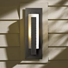 Hubbardton Forge 307285-SKT-05-HH0066 - Forged Vertical Bars Small Outdoor Sconce