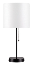 Kenroy Home 32714BL-WH - Table Tom White Accent Lamp