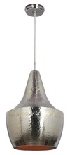 Kenroy Home 92057HNBR - Dervish 1 Light Pendant