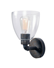 Kenroy Home 93193VM - Steam Fitter 1 Light Sconce