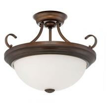 Millennium 5213-RBZ - Semi-Flush Ceiling Mount