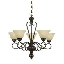 Millennium 6075-BG - Chandelier Ceiling Light