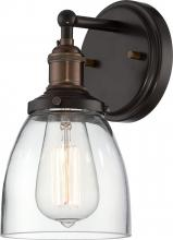 Nuvo 60/5514 - 1 Light Vintage Wall Sconce