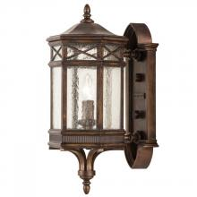 Fine Art Lamps 844881 - Outdoor Wall Mount