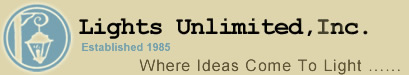 Lights Unlimited Home Page